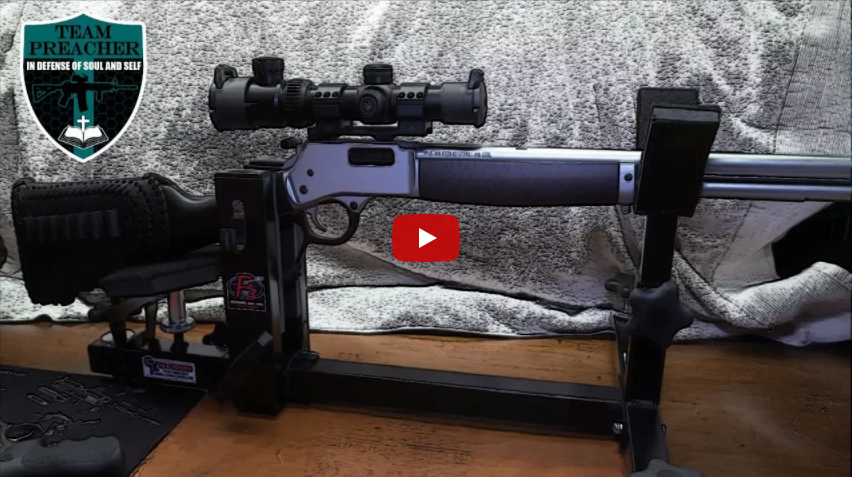 Must Have Shooting Equipment - P3 Ultimate Gun Vise & Shooting Rest
