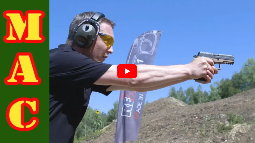 AREX Factory Tour - Building & Testing the Rex Zero 1 Pistol