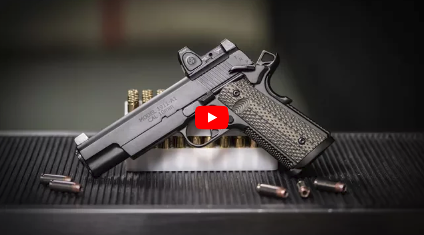 Springfield Armory TRP 10mm RMR