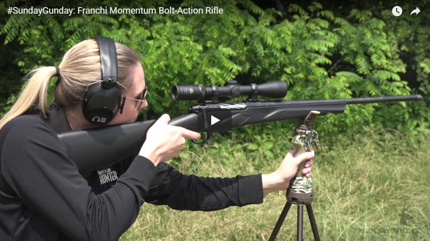 Franchi Momentum Bolt-Action Rifle