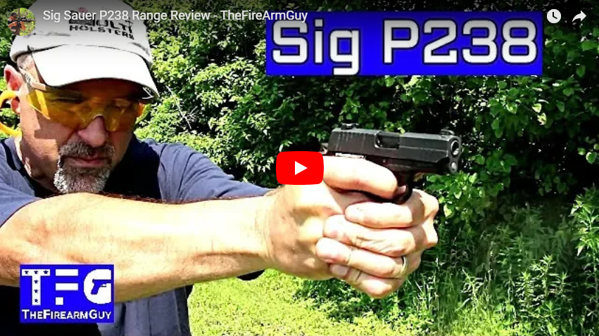 Sig P238 Review