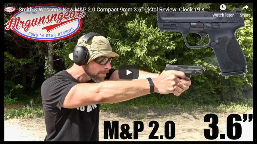 Smith & Wesson M&P9 M20 36 Compact Review