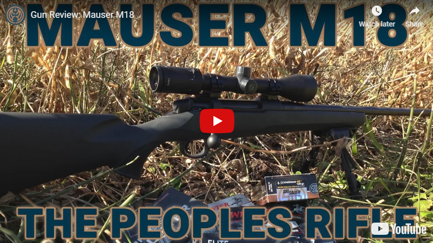 Mauser M18 Review