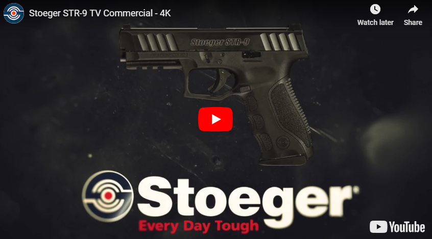 Stoeger STR-9 Stiker-Fired 9mm Pistol