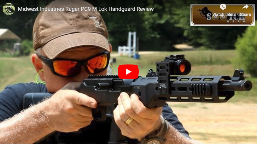 Ruger PC9 Carbine Accessories