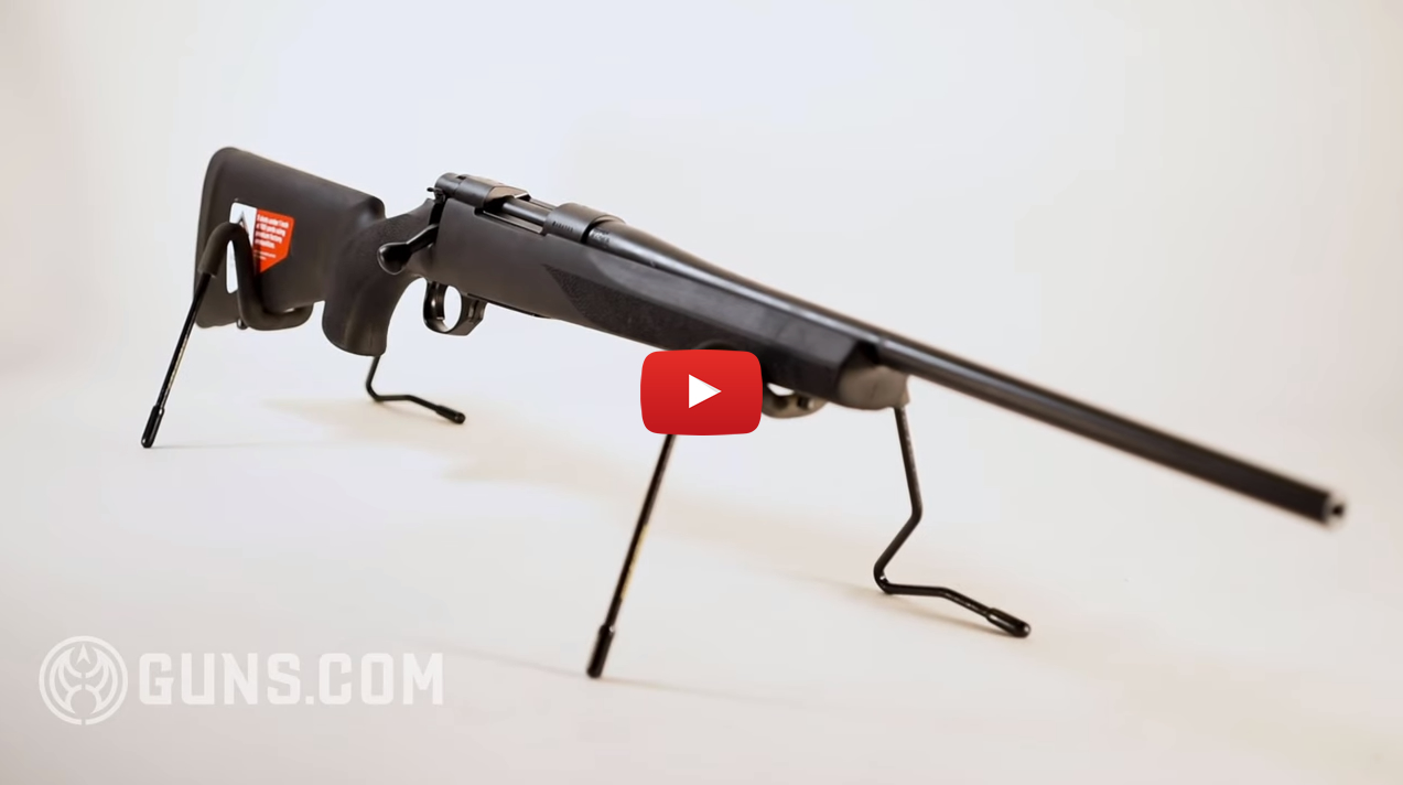 Howa 1500 Hogue Rifle - Affordable Bolt-Action Rifle