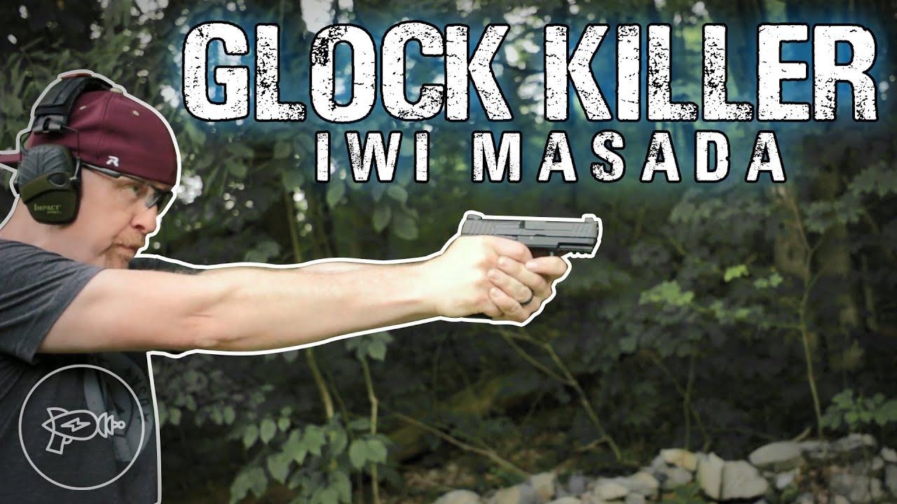 IWI Masada Pistol Review