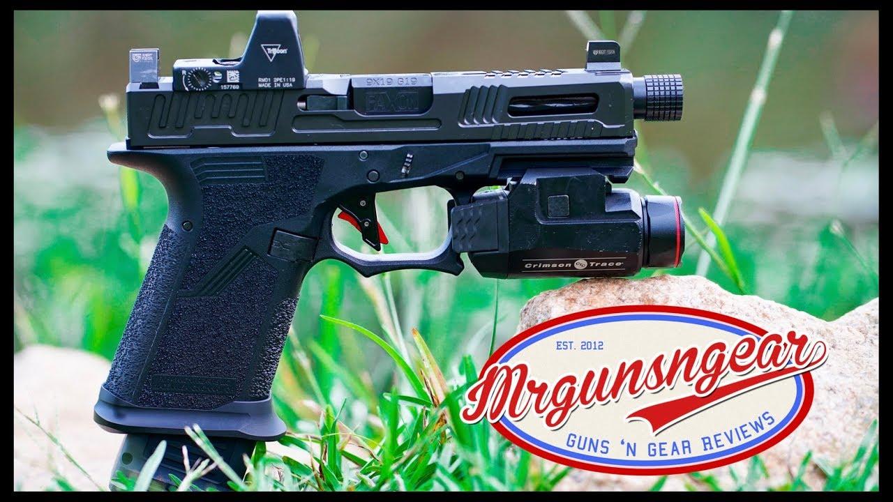 Faxon Firearms FX-19 Hellfire Compact Pistol Review