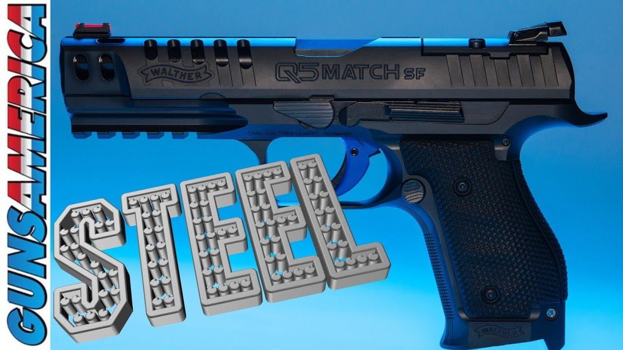 Walther PPQ Q5 Match SF Review