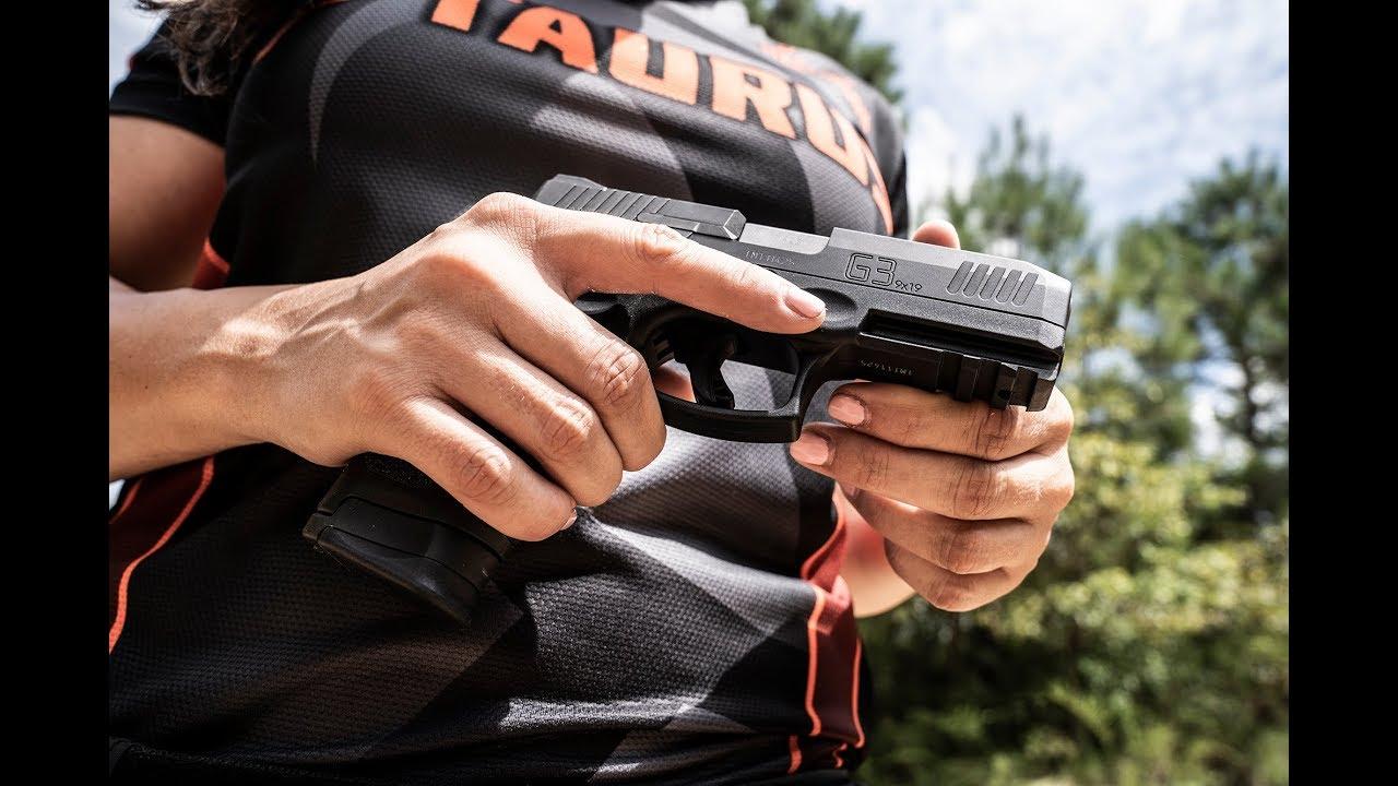 Taurus G3 Full-Size Polymer Pistol