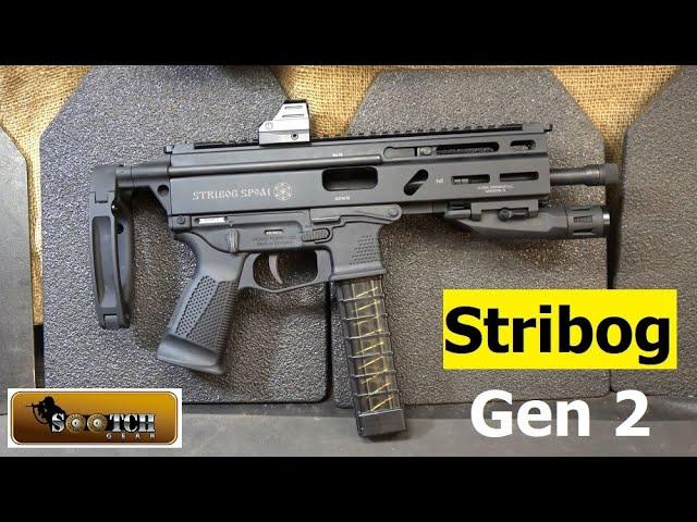 Grand Power Stribog SP9 A1