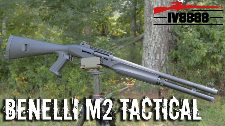 Benelli M2 Tactical Shotgun Review