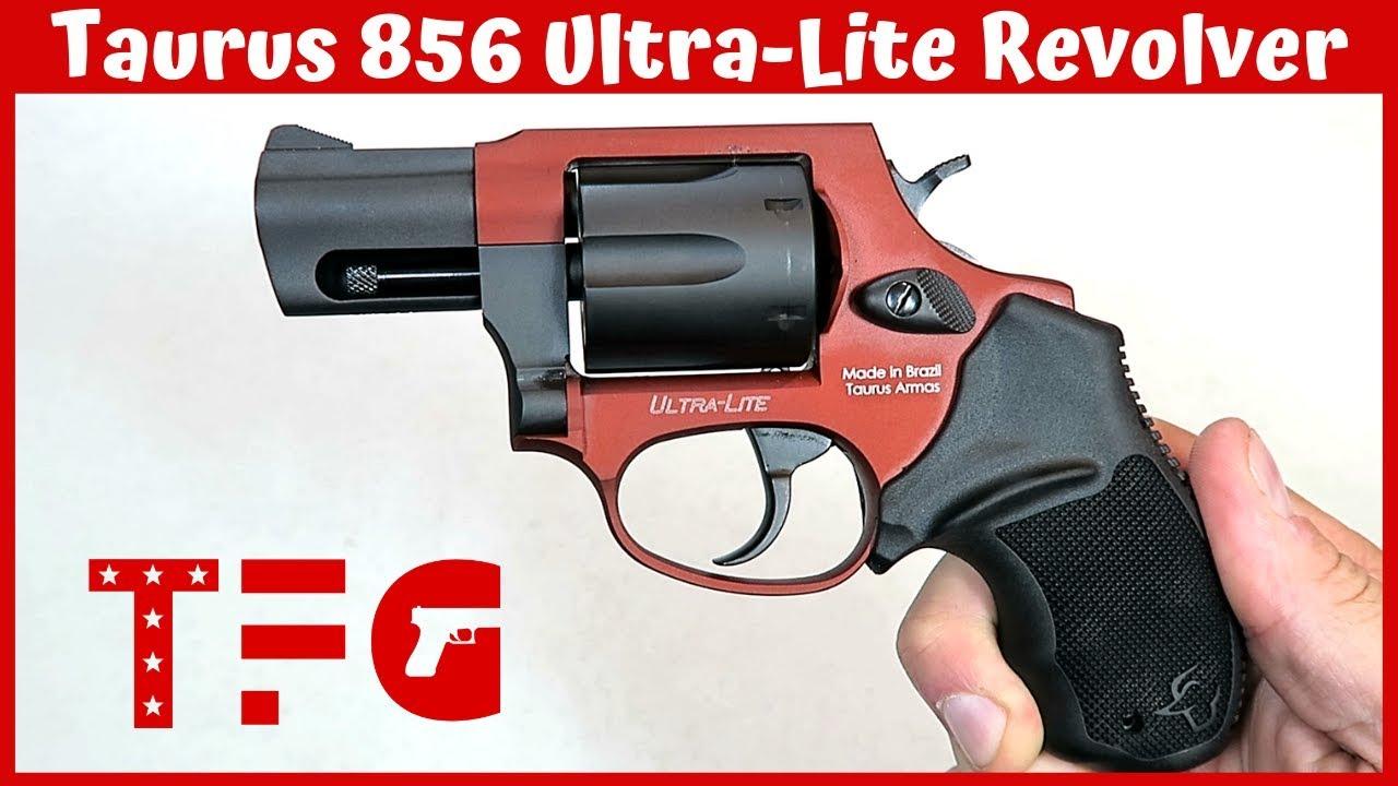 Taurus 856 30 Special Revolver