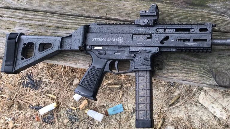 Grand Power Stribog SP9A3 Pistol