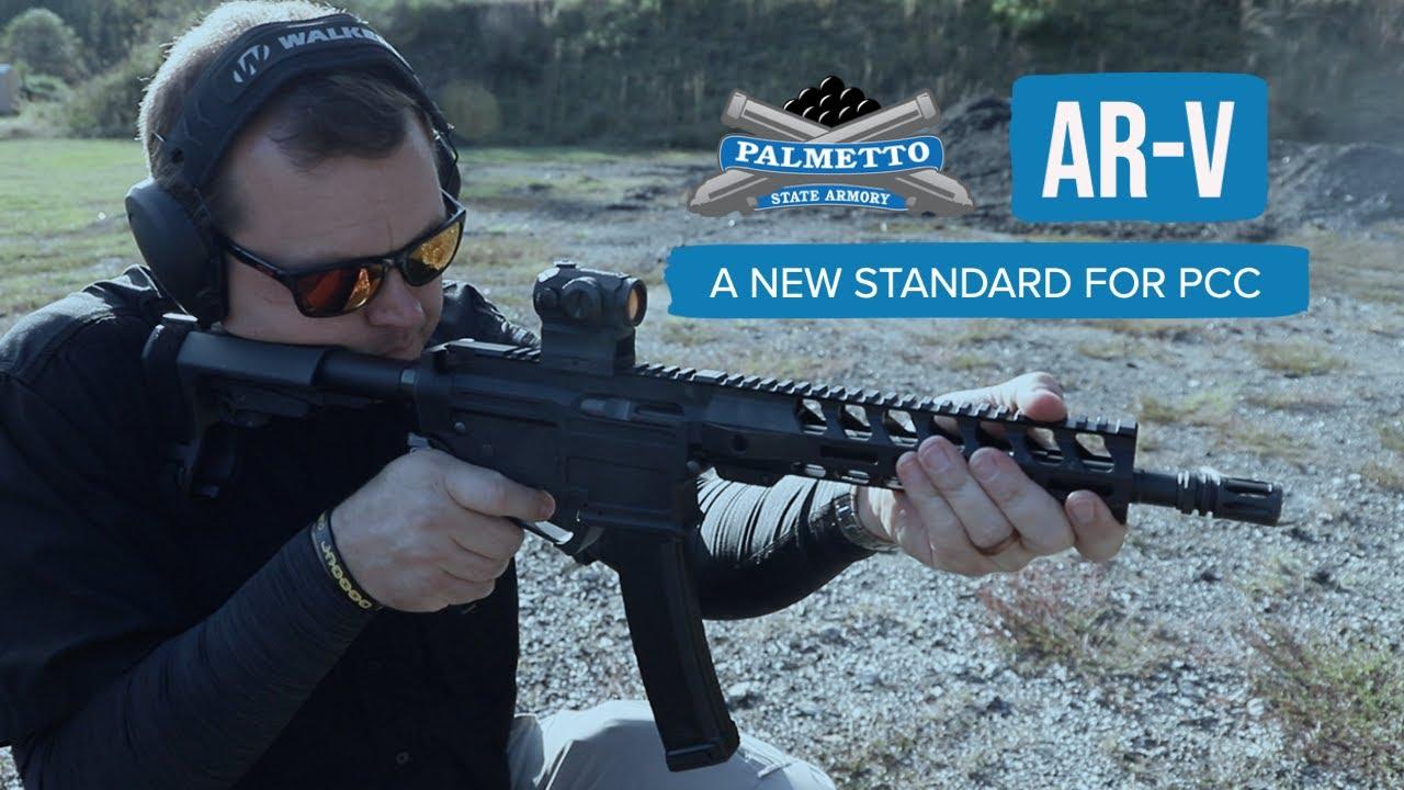 Palmetto State Armory AR-V