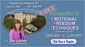 Free Introduction to EFT with Jan Luther