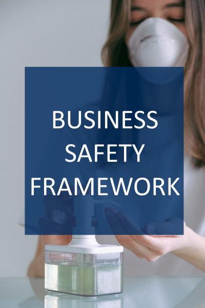 Business Safety Framework San Diego County