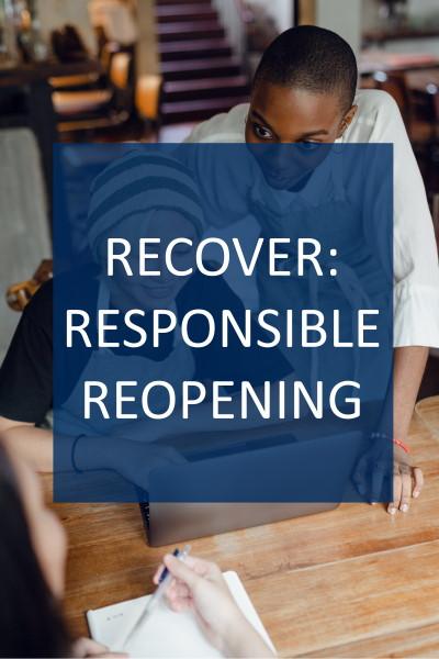 Recover: Responsible Reopening San Diego Regional Taskforce