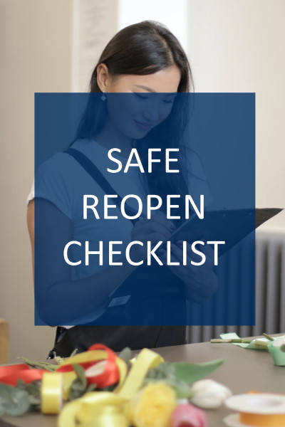 Safe Reopen Checklist County of San Diego