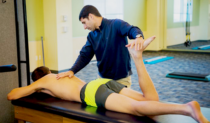 REHABILITATION & PHYSICAL THERAPY