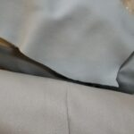 Aviation Leather PN:FL09361000FL707 Ash Gray