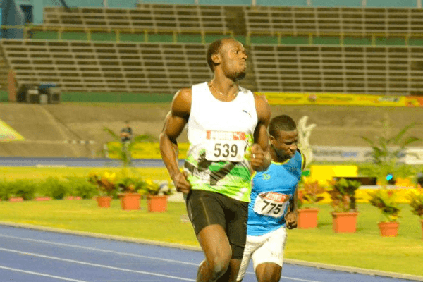 Coach Mills says Bolt not 100-percent as yet, Blake in better shape