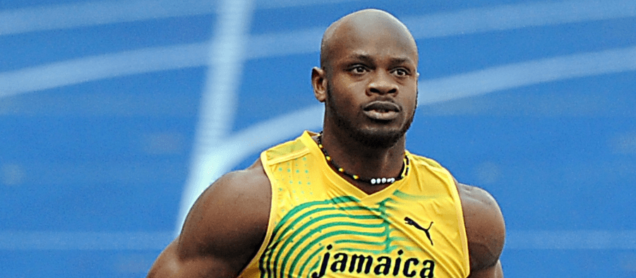 """Asafa Powell to make Penn Relays """"special appearance"""""""