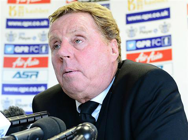 QPR's Harry Redknapp