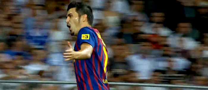 David Villa to EPL