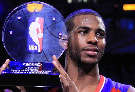 Chris Paul - All-Star MVP 2013