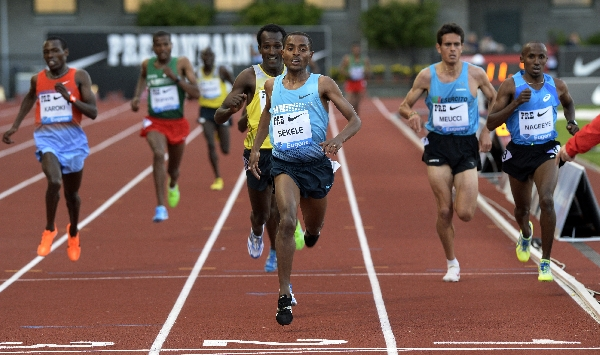 Kenenisa Bekele wins Prefontaine Classic 10K; Live Results and More
