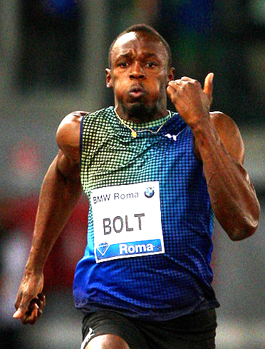 Strong 100m field awaits Usain Bolt in London