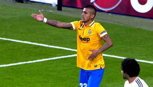 Liverpool Ready To Make £25m Bid For Vidal