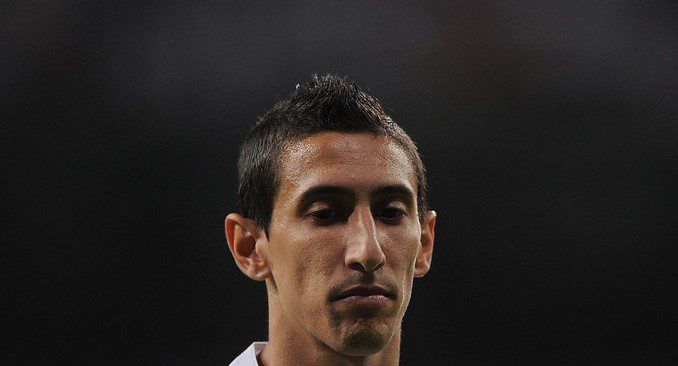 Di Maria could leave after failing to join Man United squad