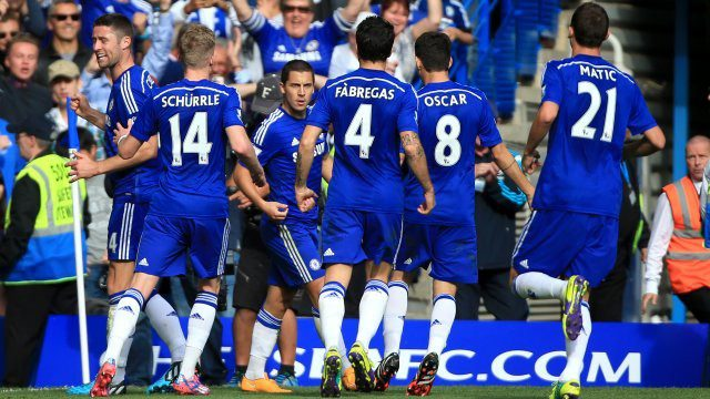 UPDATED: EPL Table Standings on Oct. 18