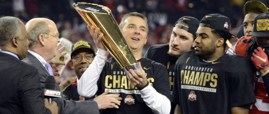 Ohio State stays No.1 in AP top 25 college football