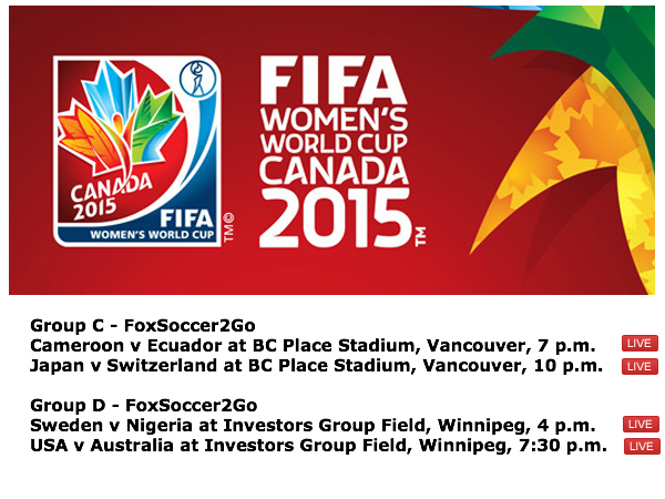 Fifa World Cup Women's