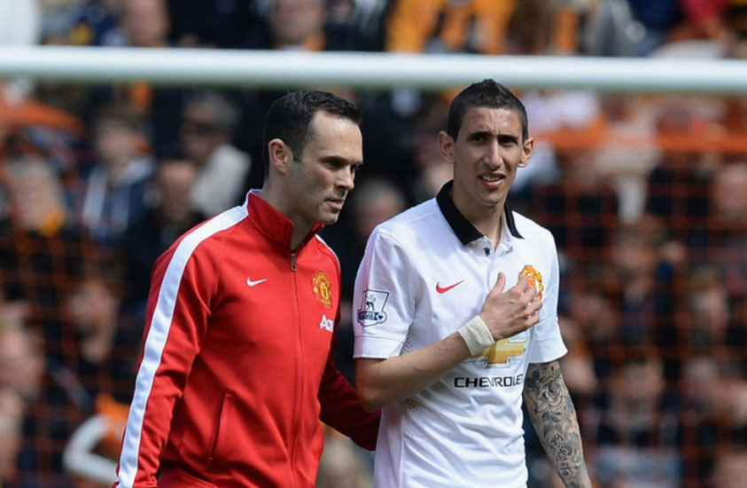 Man United Transfer News: Di Maria Will Have To Force Move