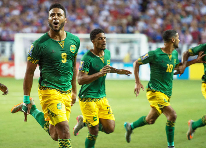 Jamaica v Mexico Gold Cup 2015 TV Channels, Lineups