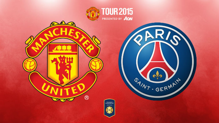 How To Watch Manchester United v PSG ICC Game