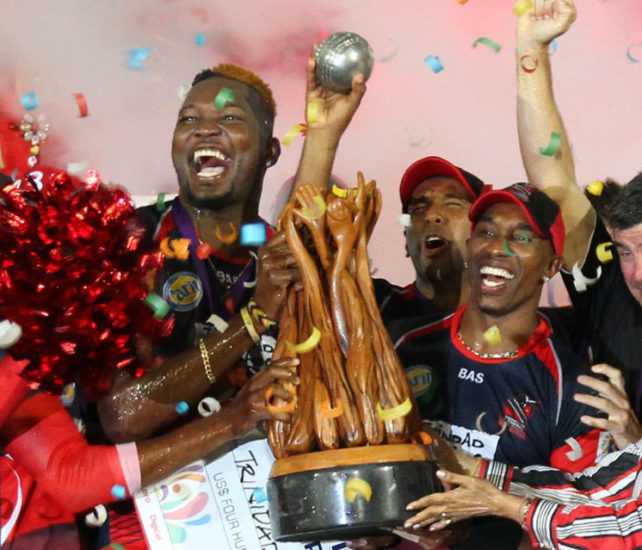T&T Red Steel CPL 2015
