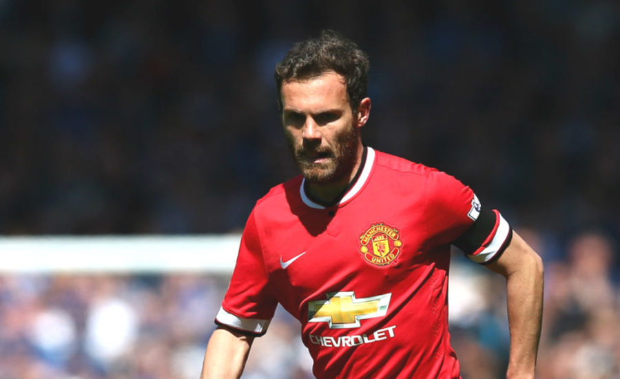 Juan Mata: Manchester United Premier League