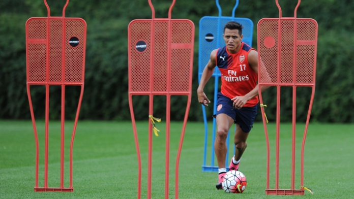 Alexis Sanchez: Arsenal Chile