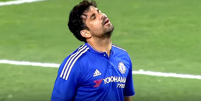Diego Costa: English Premier League