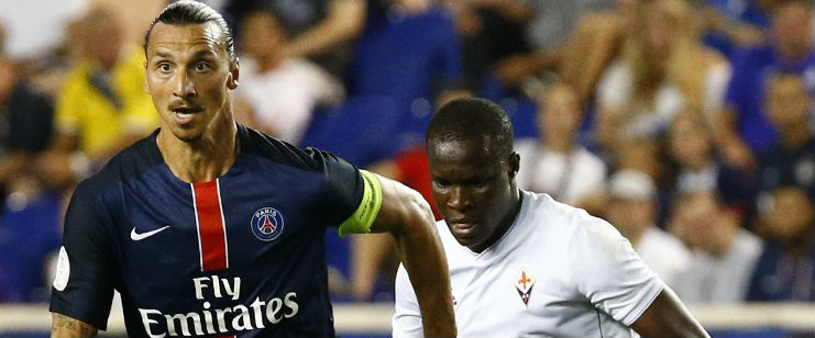 PSG Without Ibrahimovic Against Lille; Live TV Channels