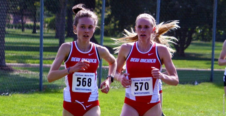 New Mexico cross country