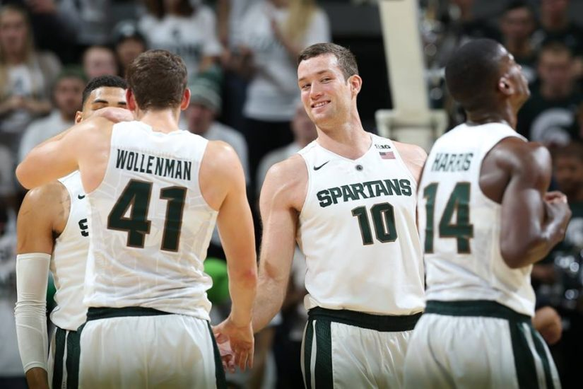 College Basketball: Michigan State