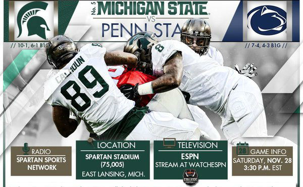 Big Ten college football on ESPN 3