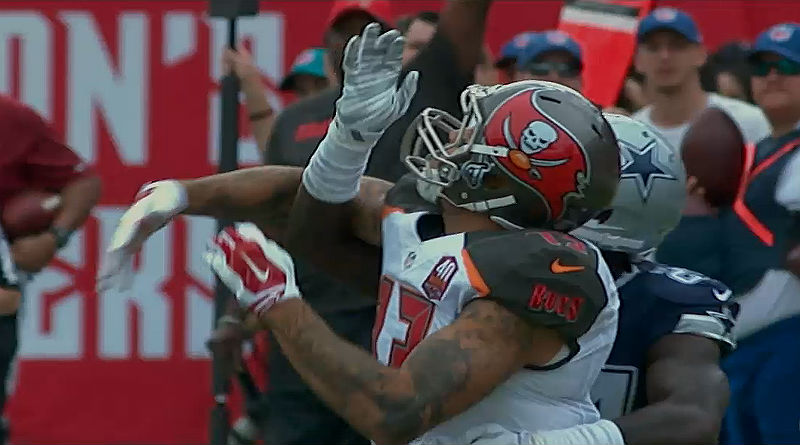 NFL Scores and Results In Week 11