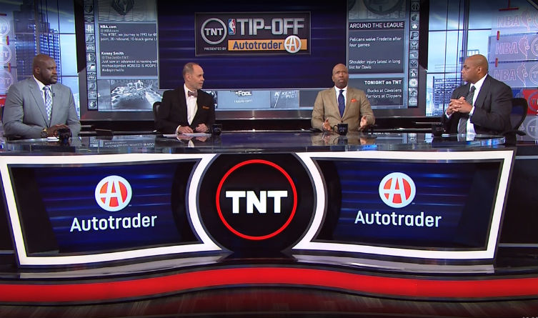 TNT Overtime Live NBA Games